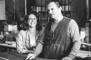 Cliff Spencer and Leigh Spencer of Alabama Sawyer
