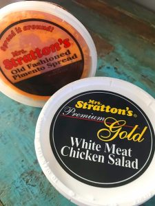 pic- Mrs. Stratton products