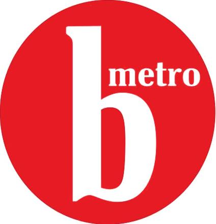 B-Metro Logo