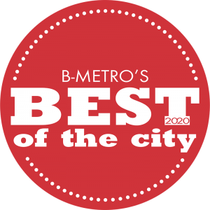 text: B-Metro's Best of the City 2020